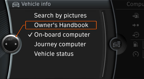 BMW Electronic Owner's Manual